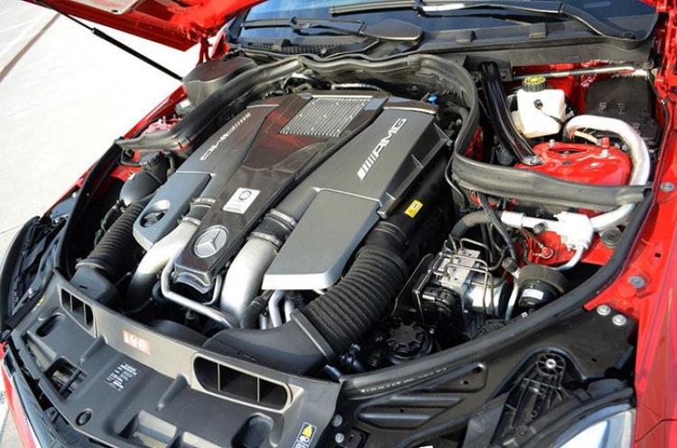 Mercedes C 63 AMG Black Series por GAD Motors