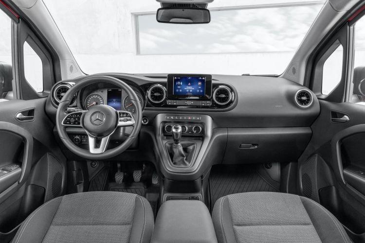 Weltpremiere Mercedes Benz Citan/ecitan World Premiere Mercedes Benz Citan/ecitan