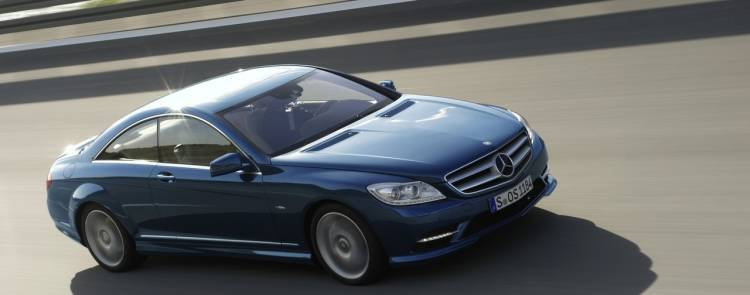 Mercedes-Benz CL 2010