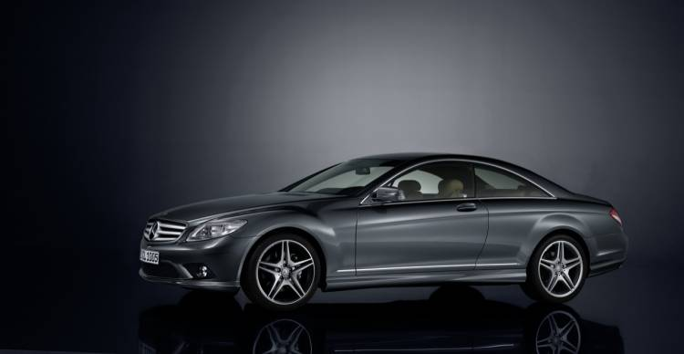 Mercedes CL 500 Trademark Centenary Edition