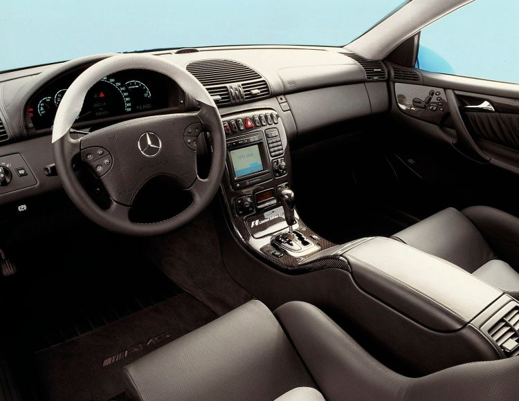 """Mercedes Benz Typ Cl 55 Amg, Sondermodell """"f1 Limited Edition"""""""