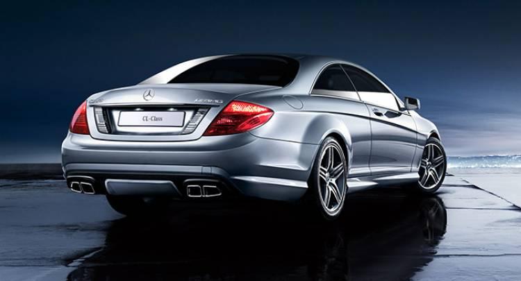 Mercedes CL Coupé