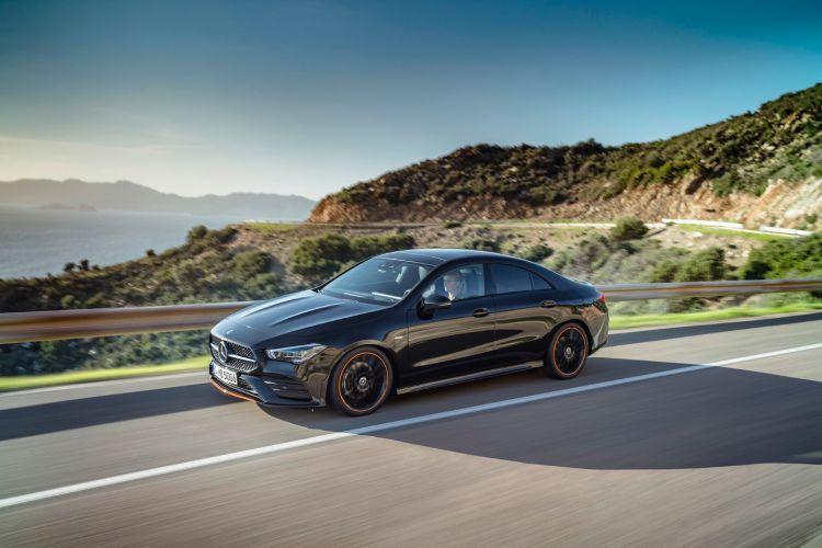 Mercedes Cla Coupe 18c0973 006