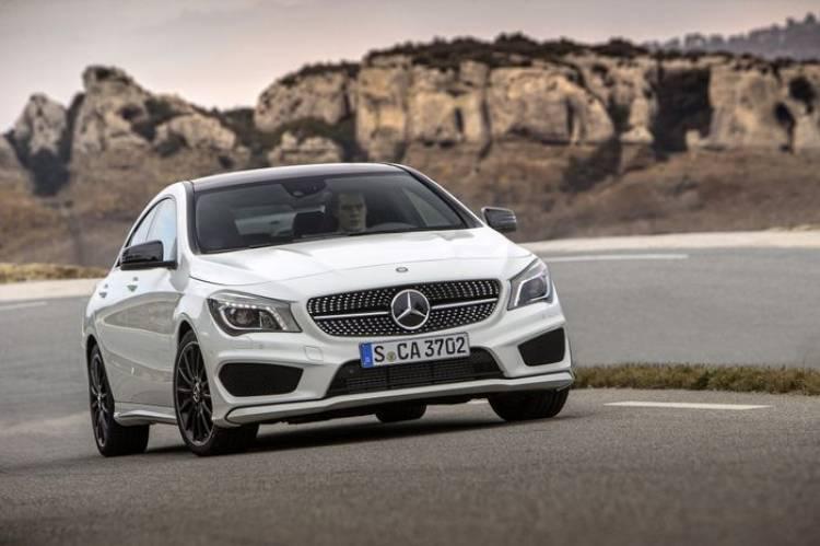 El Mercedes CLA es un éxito arrollador en Estados Unidos