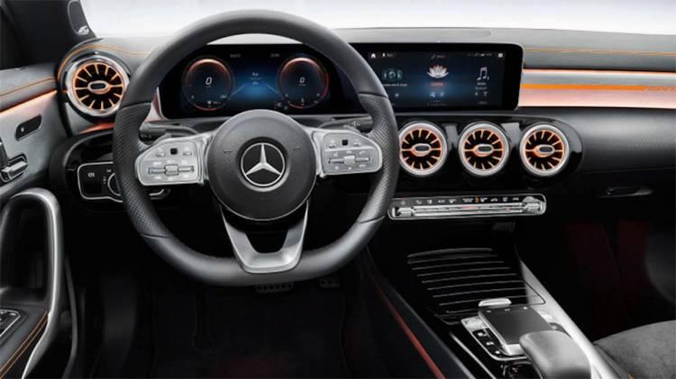 Mercedes Cla Filtrado 2019 3