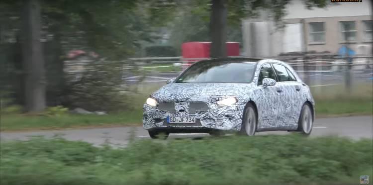 Mercedes Clase A Coche Electrico Dm 1