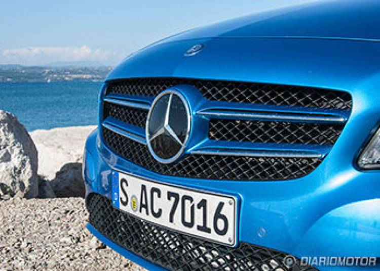 Mercedes Clase A 2012