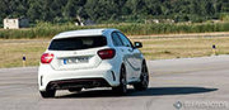 Mercedes A 220 CDI y A 250 Sport