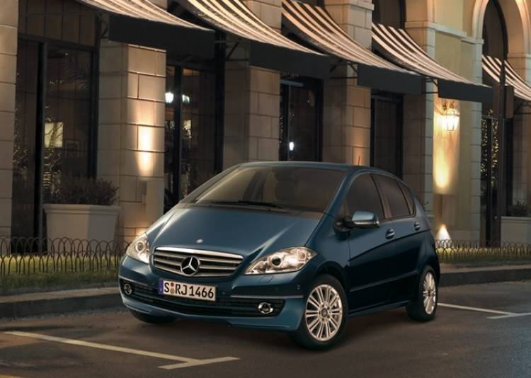 Mercedes Clase A Exclusive Edition