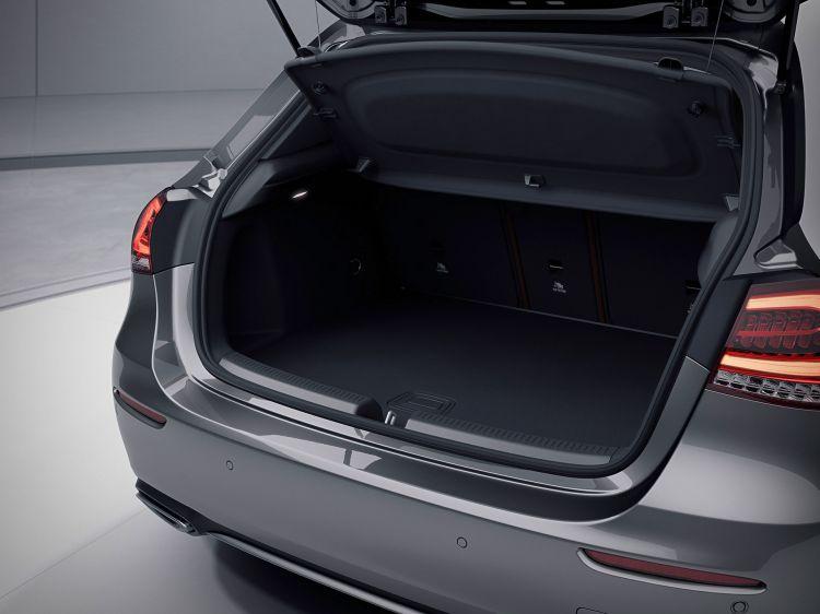 Mercedes Clase A Hibrido Enchufable 2020 11