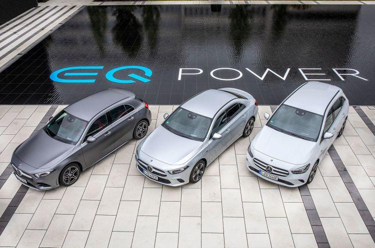 Mercedes Clase A Hibrido Enchufable 2020 13