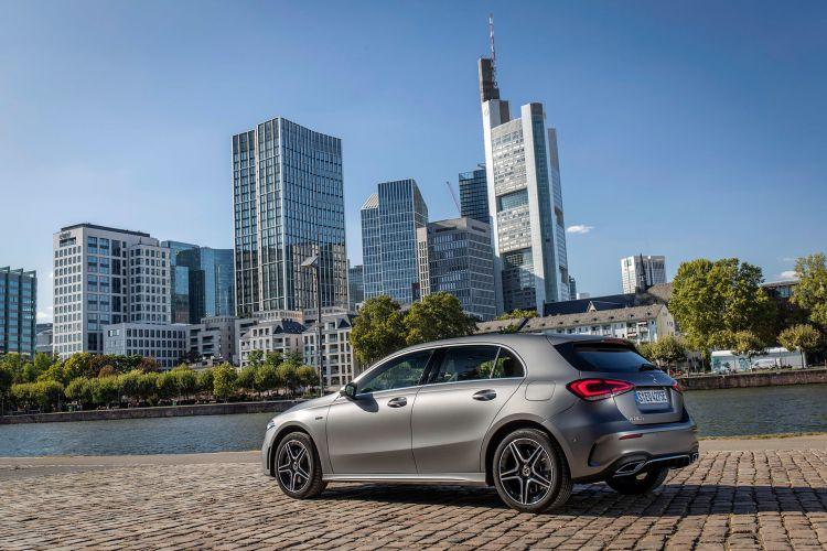 Mercedes Clase A Hibrido Enchufable 2020 14