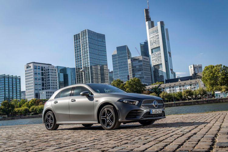 Mercedes Clase A Hibrido Enchufable 2020 15