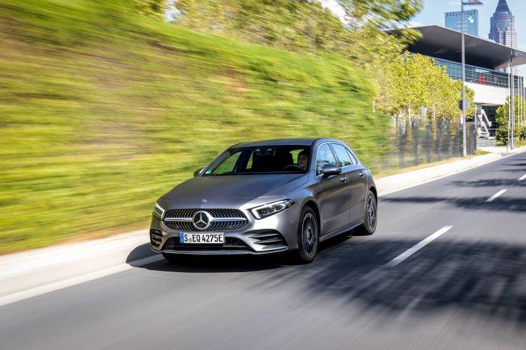 Mercedes Clase A Hibrido Enchufable 2020 21