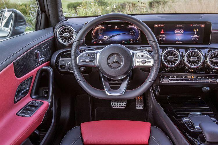 Mercedes Clase A Hibrido Enchufable 2020 23