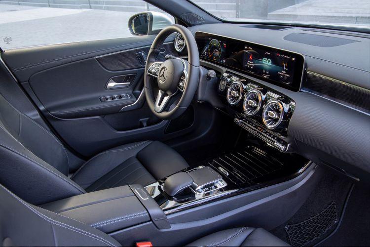 Mercedes Clase A Hibrido Enchufable 2020 37