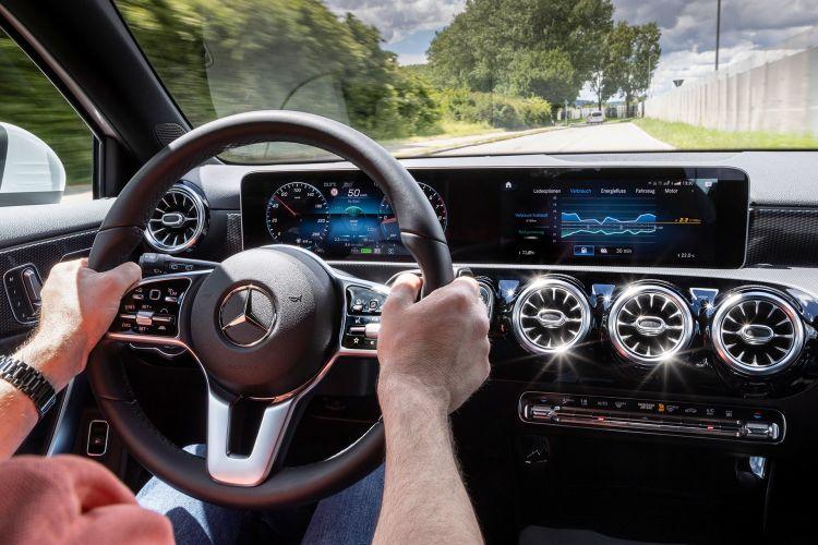 Mercedes Clase A Hibrido Enchufable 2020 45