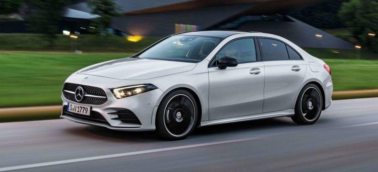 Mercedes Clase A Sedan 00