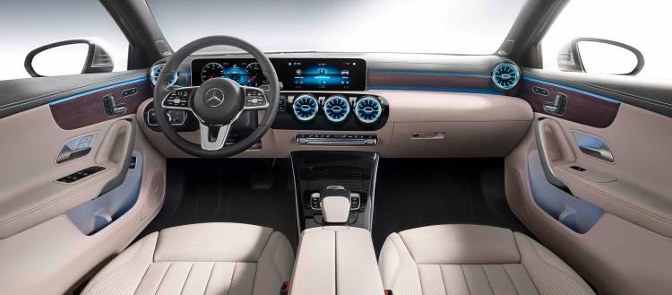 Mercedes Clase A Sedan 09