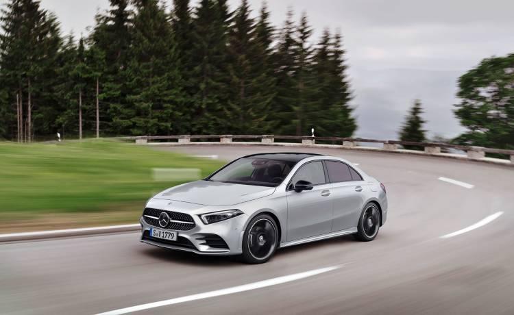 Mercedes Clase A Sedan 17