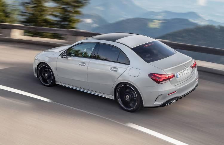 Mercedes Clase A Sedan 18