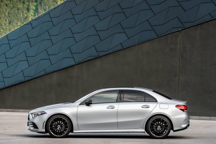 Mercedes Clase A Sedan 37