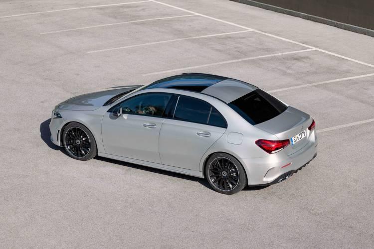 Mercedes Clase A Sedan 50