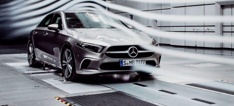 Mercedes Clase A Sedan Adelanto