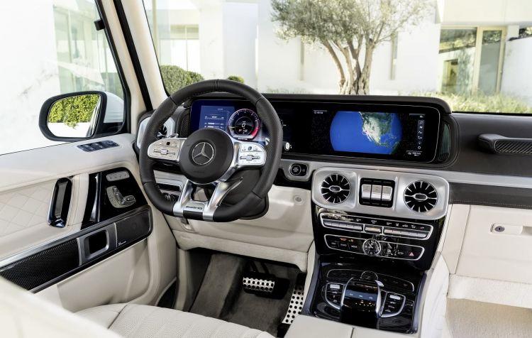 Mercedes Amg G 63 2018