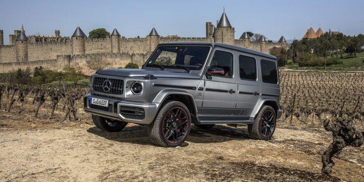 Die Neue Mercedes Benz G Klasse & Der Neue Mercedes Amg G 63 Languedoc Roussillon 2018 // The New Mercedes Benz G Class & Mercedes Amg G 63 Languedoc Roussillon 2018
