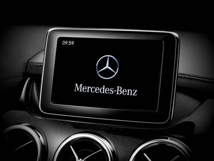 Mercedes Clase B 2012