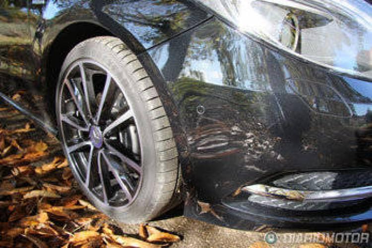 Mercedes-Benz Clase B 2012, exterior