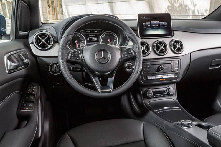 Mercedes Clase B 2015 Electric Drive
