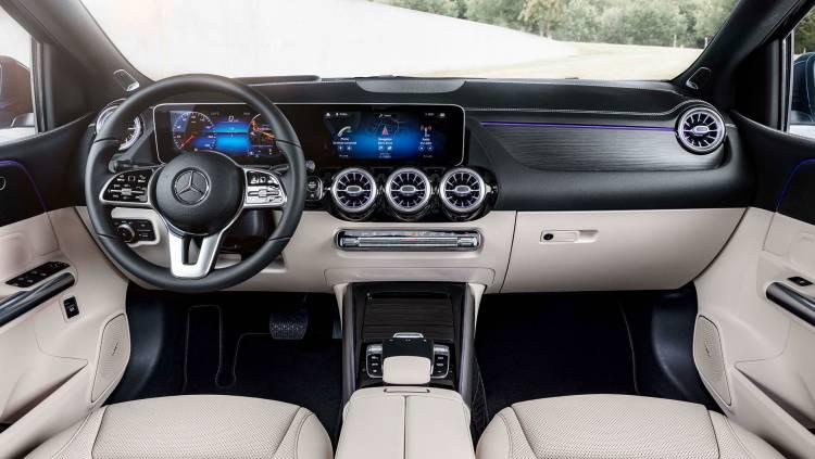 Mercedes Clase B 2019 03