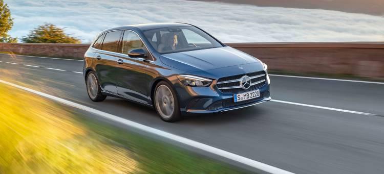 Mercedes Clase B 2019 06