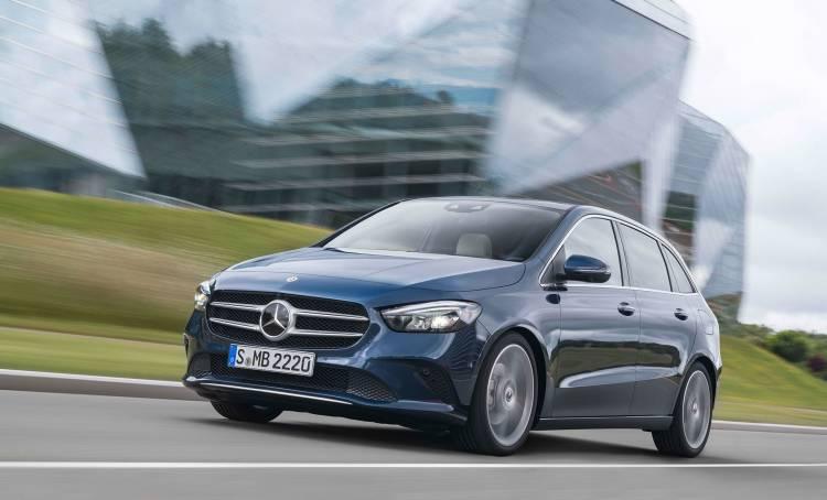 Mercedes Clase B 2019 12