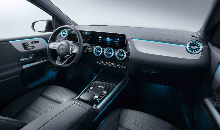 Mercedes Clase B 2019 42