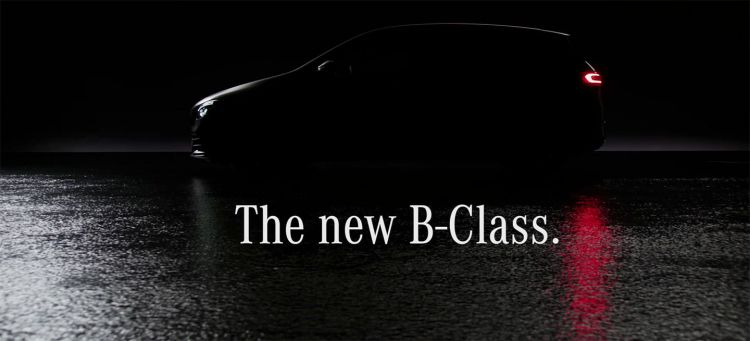 Mercedes Clase B Adelanto Video