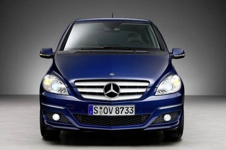 ¿Es este el nuevo Mercedes Clase B?