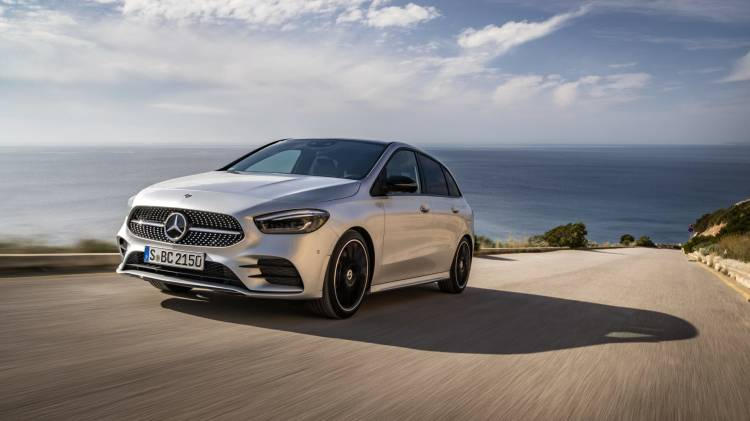 Die Neue Mercedes Benz B Klasse I Mallorca 2018 // The New Mercedes Benz B Class I Mallorca 2018