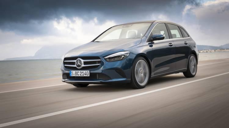 Die Neue Mercedes Benz B Klasse I Mallorca 2018 // The New Mercedes Benz B Class I Mallorca 2018