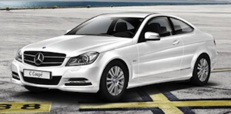 Nueva Clase C de Mercedes