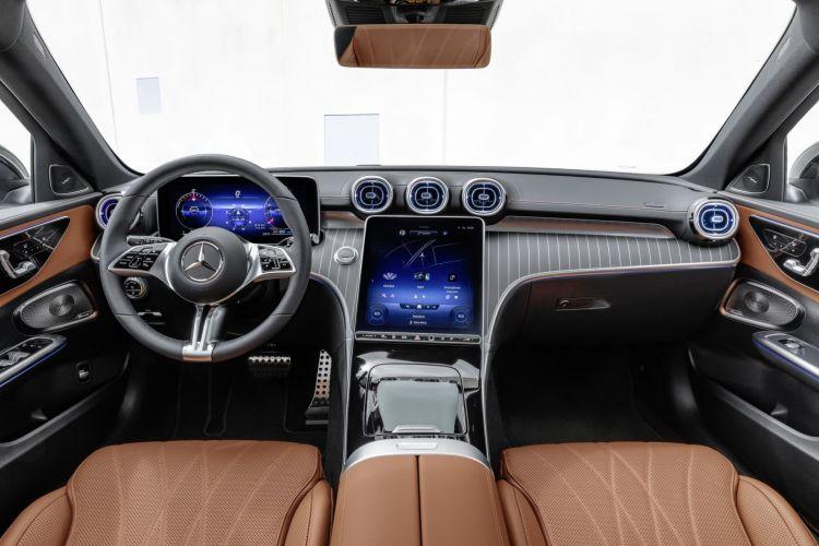 Mercedes Benz C Klasse All Terrain (br S206); 2021 Mercedes Benz C Class All Terrain (br S206); 2021