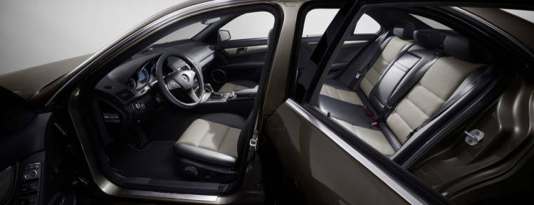 Mercedes Clase C Especial Edition
