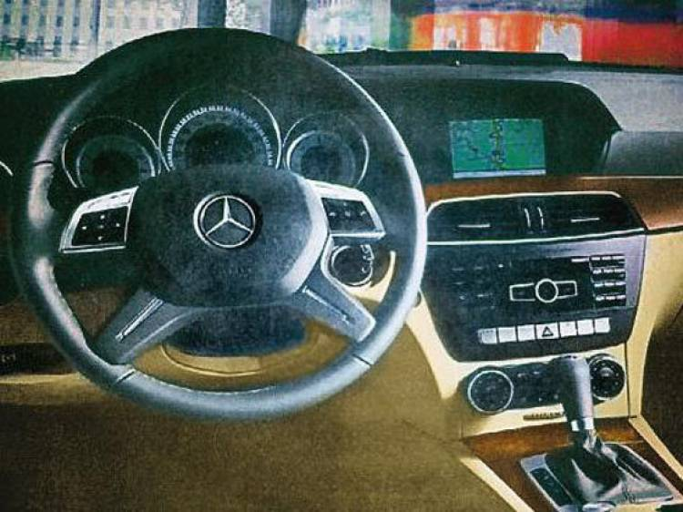Mercedes Clase C 2011
