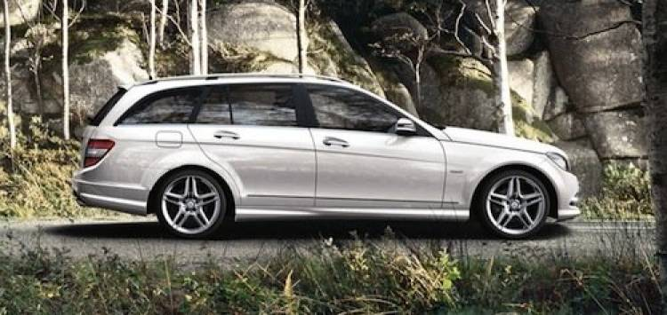 Mercedes Clase C Estate 2010