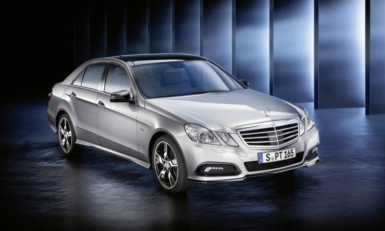 Mercedes Clase E MercedesSport