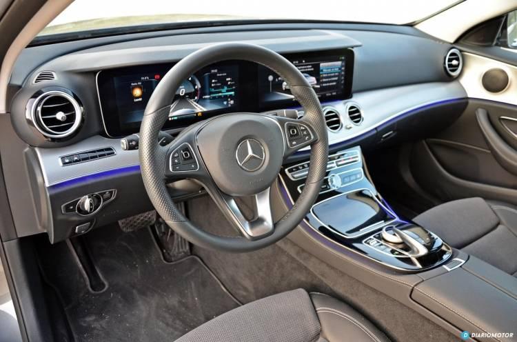 Mercedes Clase E 220d 2017