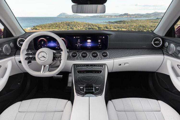 Mercedes Benz E Klasse Cabrio (a 238), 2020