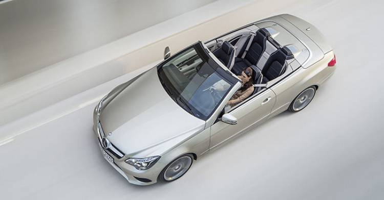 Mercedes Clase E Coupé y Cabrio 2013